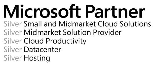 Microsoft Gold Partner 2015